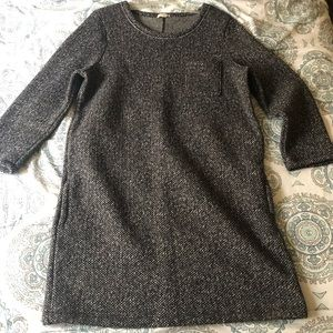 Super comfy and cozy winter dress by GAP!